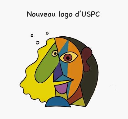 Nouveau logo d'USPC